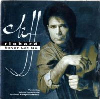 Cliff Richard - Never Let Go/Congratulations (EMP 281) Poster Sleeve